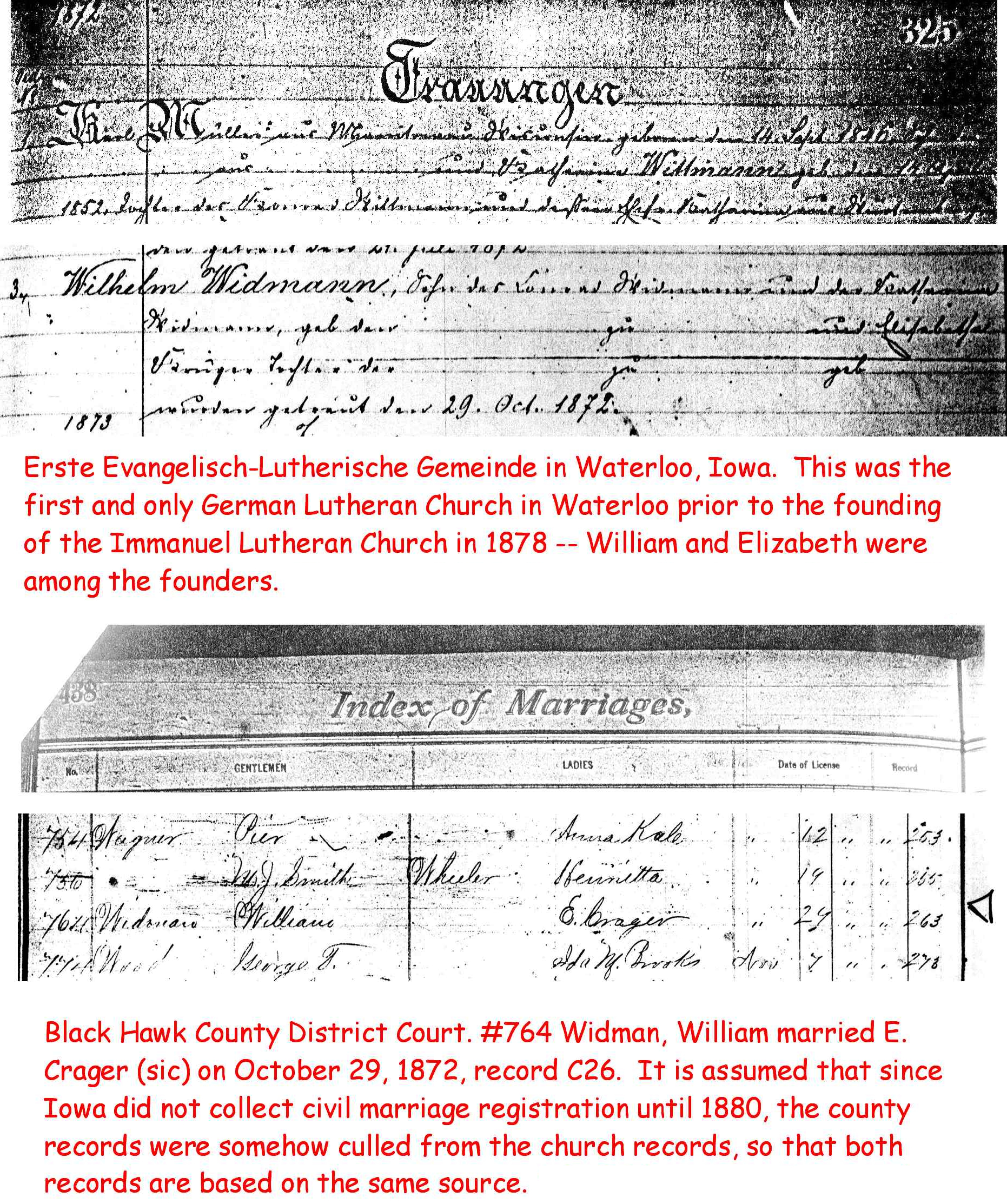 Genealogical Records (Other)