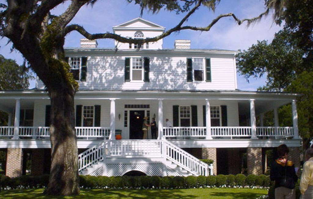 Plantation biographies for Plantation house