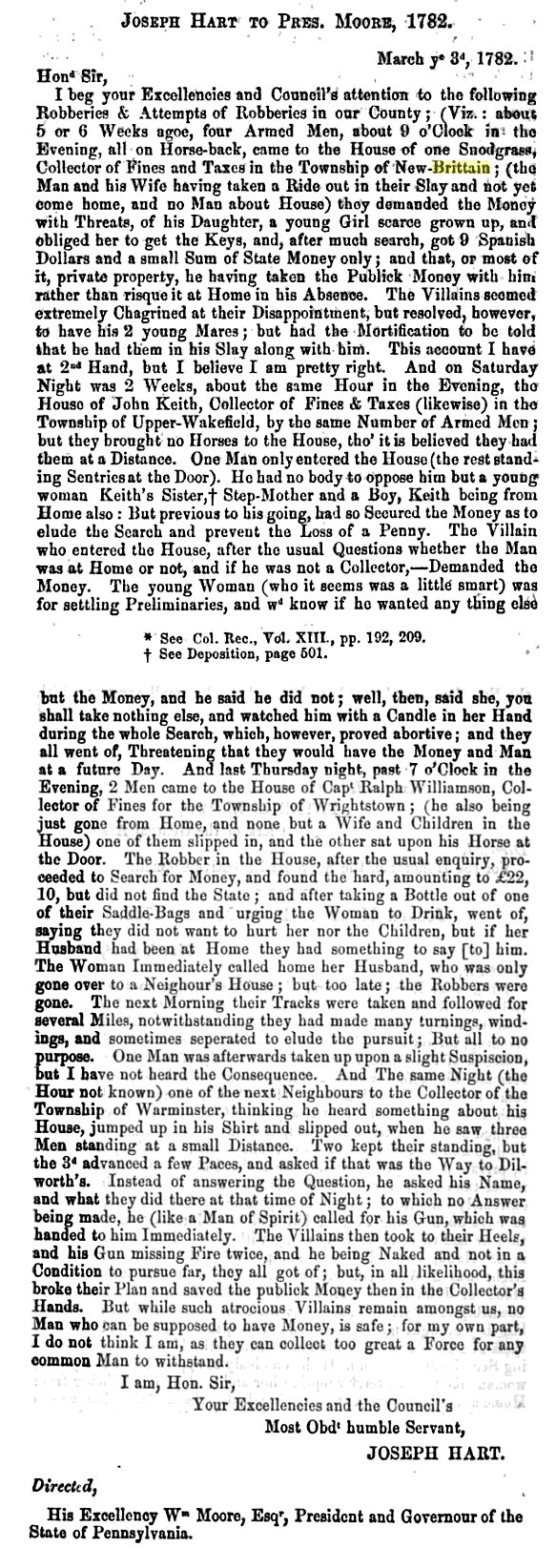 Captain Robert Gibson -- Patriot or gang member or spy? on examples of pardon request letters, sample prison letters, sample of victim impact letters,
